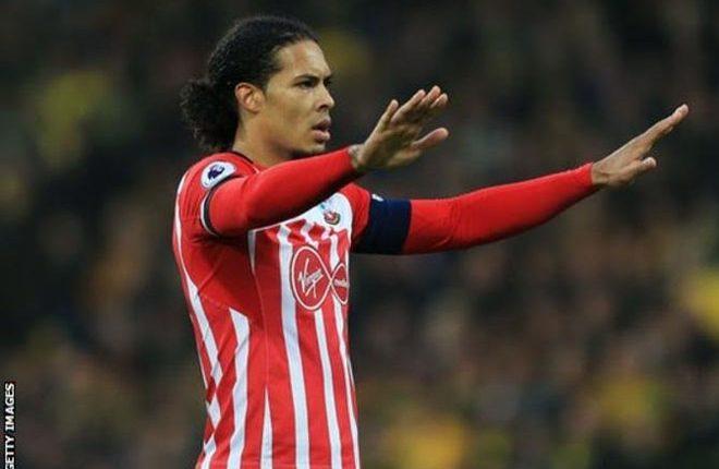 Virgil van Dijk: Southampton to report Liverpool over approach