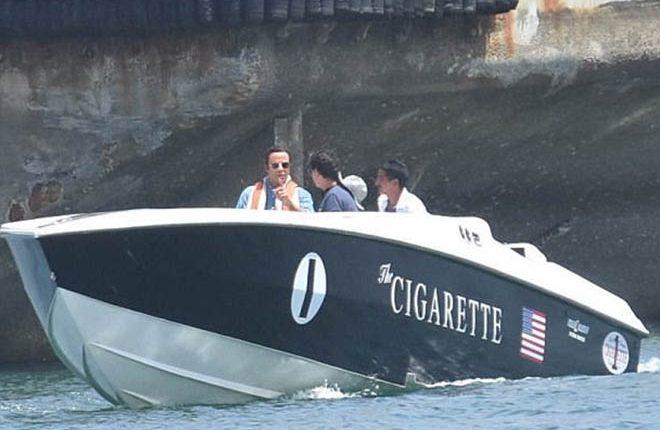 John Travolta Filming New Crime Thriller in Puerto Rico