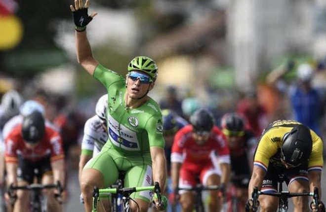 Tour de France 2017: Marcel Kittel wins stage 11, Chris Froome retains overall lead