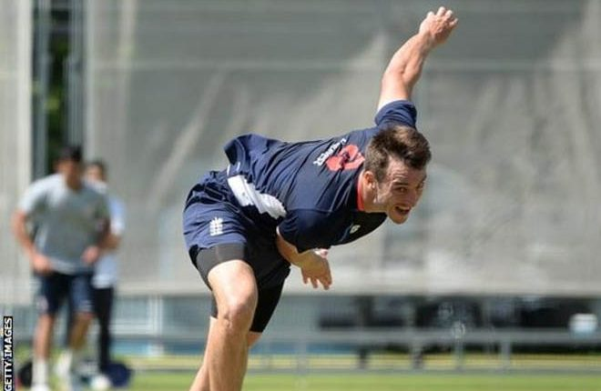 England v South Africa: Toby Roland-Jones to make England Test debut at The Oval