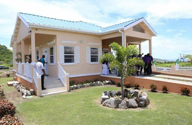 PM Harris congratulates local entrepreneur for investing in the development of St. Kitts and Nevis