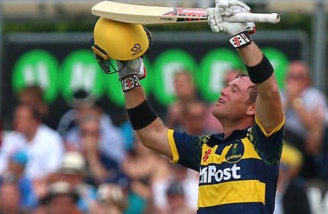 Colin Ingram: Glamorgan batsman to play for Adelaide Strikers in Big Bash