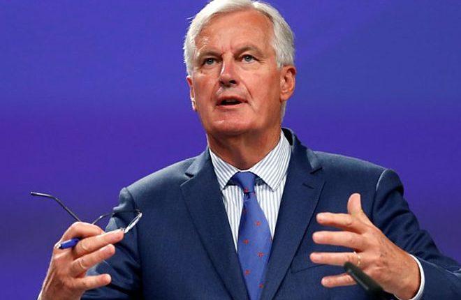No decisive progress on Brexit – Barnier