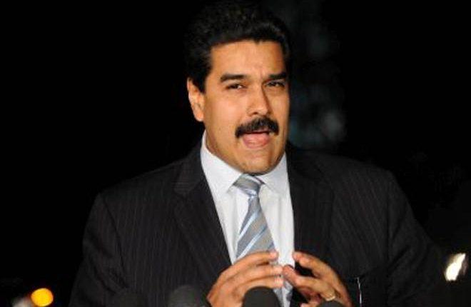 US imposes sanctions on Venezuela president