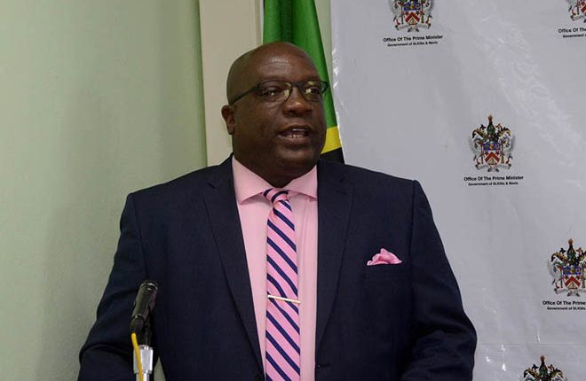 St. Kitts and Nevis' Prime Minister offers second chance to anyone looking for a way out of a life of crime
