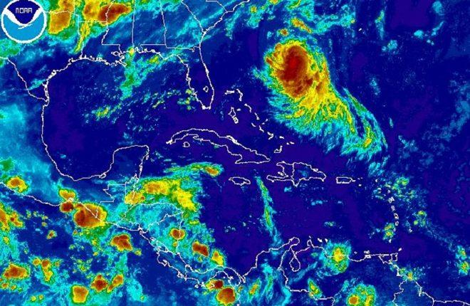 Tropical Storm Gert Has Hurricane Potential