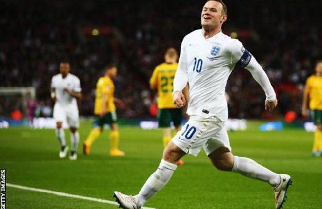 Wayne Rooney: England striker retires from international football