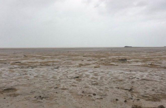 How Hurricane Irma Sucked the Sea in the Bahamas Dry