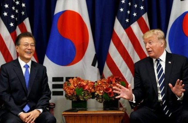 North Korea: Trump signs new order to widen sanctions