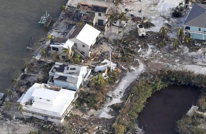 Hurricane Irma: Florida to re-open storm-ravaged Keys