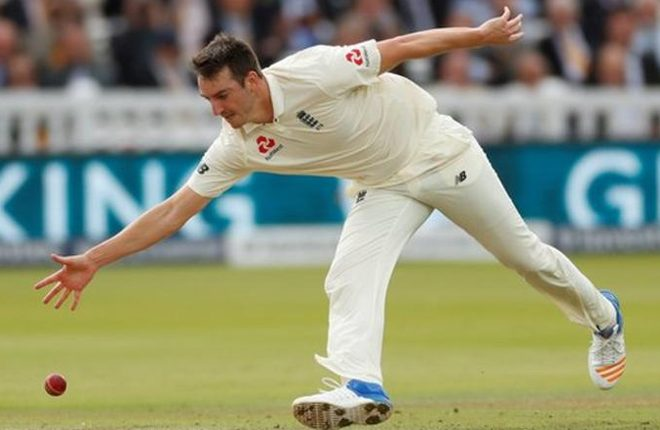 Toby Roland-Jones: England seamer a doubt for 2017-18 Ashes