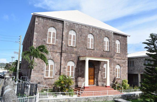 National Prayer Service to mark the minimal damage caused by Hurricane Irma