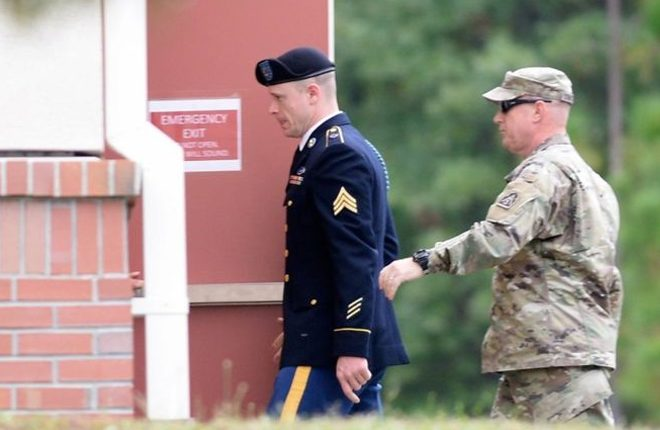 Bowe Bergdahl pleads guilty to desertion