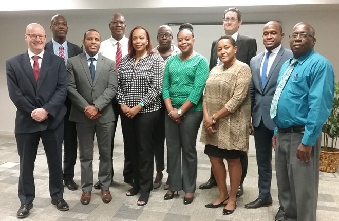CDB delegation concludes mission to St. Kitts and Nevis