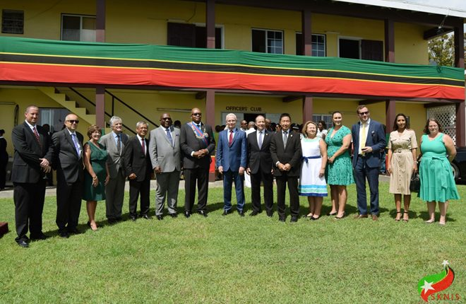 Foreign dignitaries commend the government for splendid Independence Parade