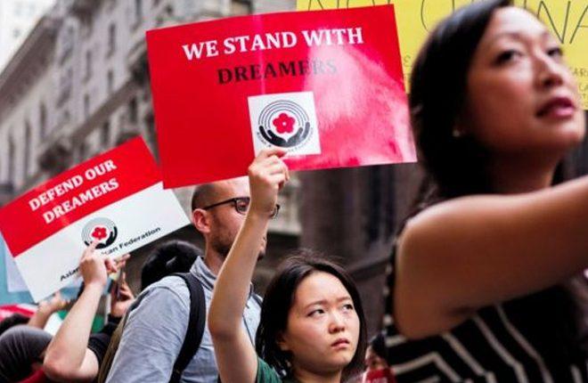 Trump wall: New proposal ties Dreamer plan to border clampdown