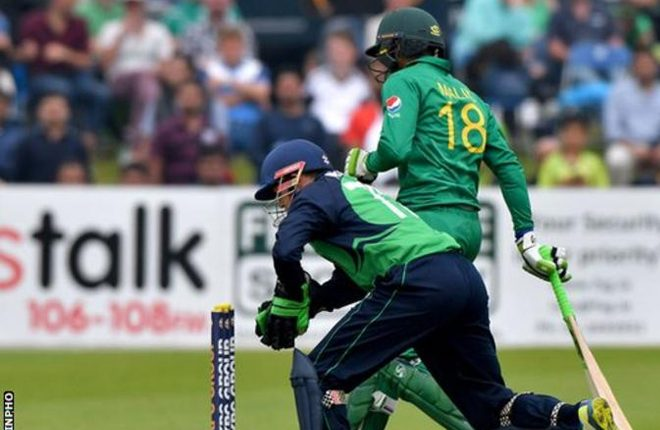 Ireland to play Pakistan in first men's Test match in May