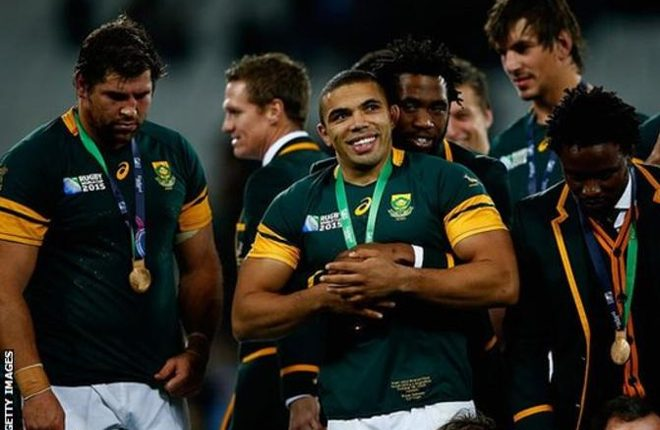 2023 Rugby World Cup: South Africa recommended to host tournament