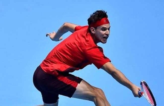 ATP Finals: Grigor Dimitrov thrashes David Goffin to reach semis, Thiem beats Carreno Busta