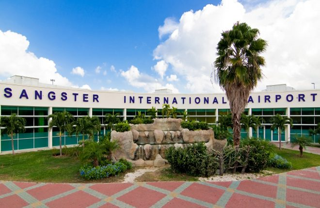 British woman held with cocaine at Sangster Airport