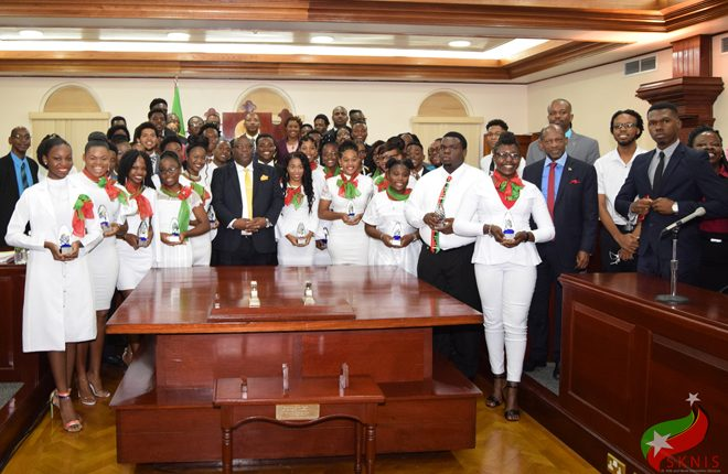 25 Most Remarkable Teens honoured at special sitting of National Assembly