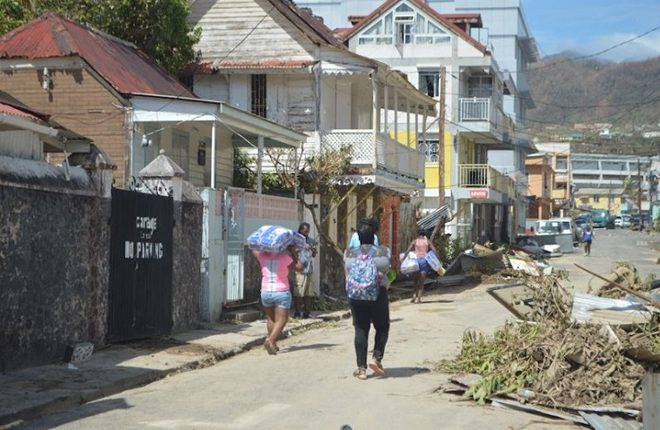 Post-Hurricane Curfew in Dominica Now Completely Lifted