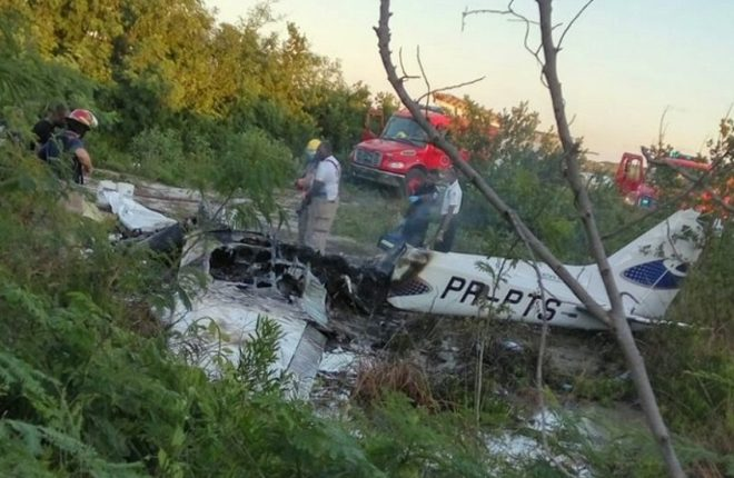 Two Killed in Plane Crash in Turks and Caicos Islands