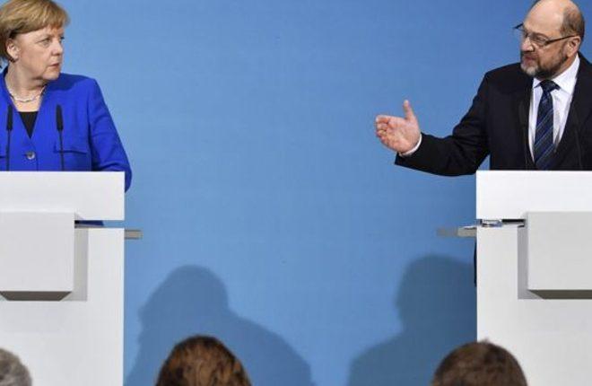 Germany coalition talks: Merkel welcomes breakthrough