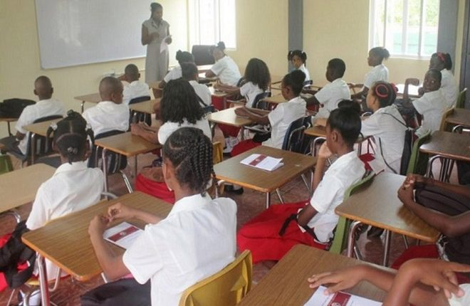 A Third of Secondary School Children in Eastern Caribbean At Risk of Dropping Out or Failing