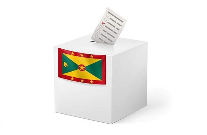 March 13 is Election Day in Grenada