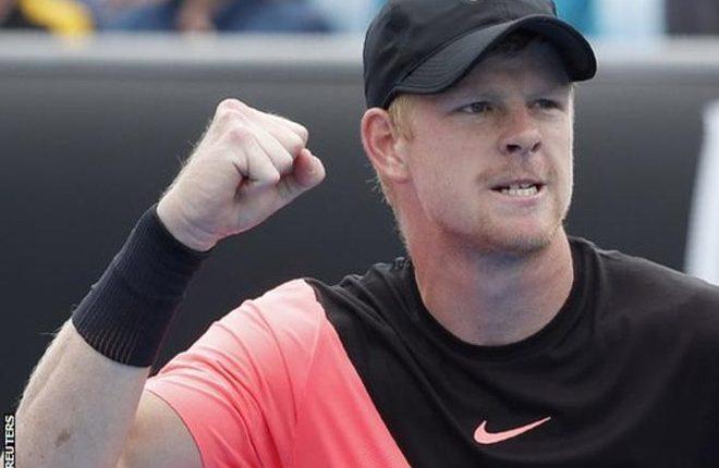 Australian Open 2018: Kyle Edmund beats Kevin Anderson in five sets