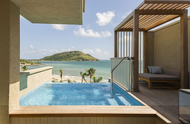 St. Kitts is second on Bloomberg Businessweek's prestigious travel list for 2018; no other Caribbean islands appear there