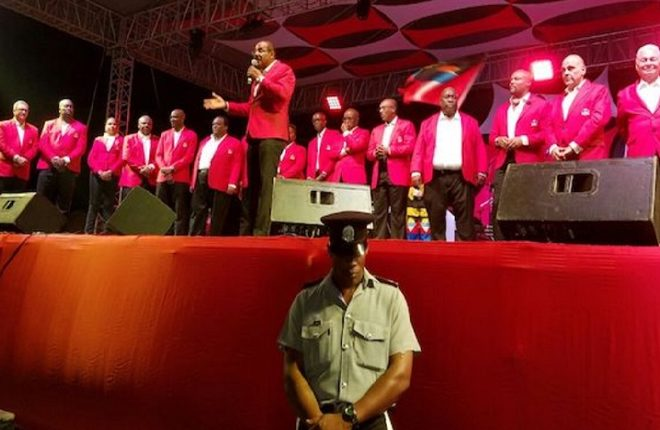 Antigua Candidates Have Just Three Weeks to Woo Electorate
