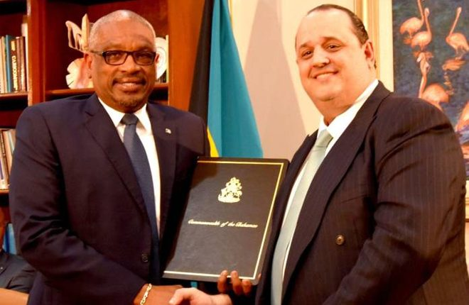 Bahamas signs $5 billion deal for oil refinery in Grand Bahama