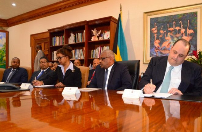 The Bahamas to Get US$4.5 Billion Oil Refinery and Storage Facility
