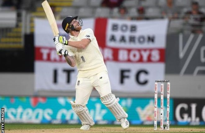 New Zealand beat England by an innings and 49 runs in first Test at Auckland