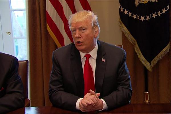 Trump steel tariffs: EU warns it will respond 'firmly'