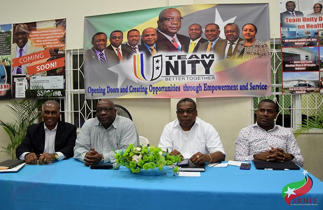 Government of St. Kitts-Nevis taking its next town hall meeting to the St. Paul's community