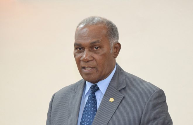 Staff at St. Kitts Department of Labour satisfied with new environment