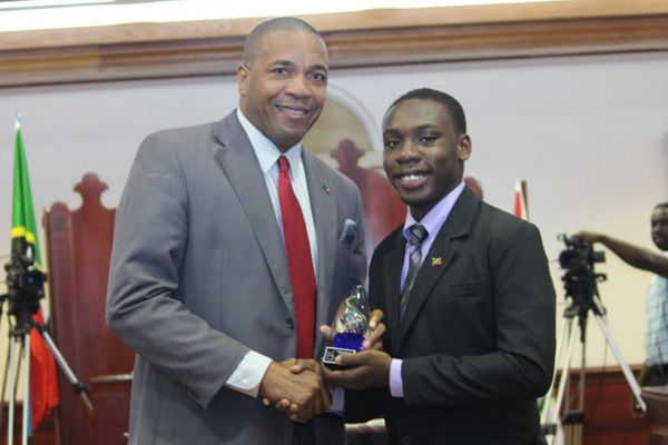 St. Kitts and Nevis Honours 25 Most Remarkable Teens