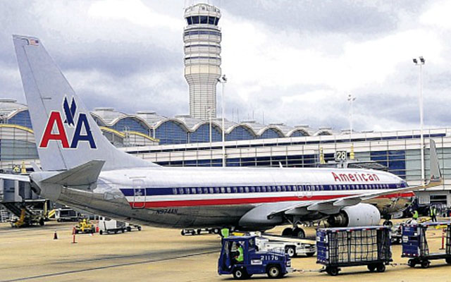 Passenger outburst forces diversion of American Airline flight
