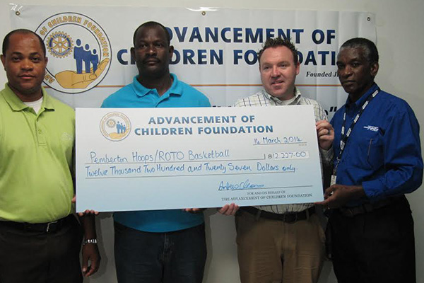 The Advancement of Children Foundation funds local Basketball Project