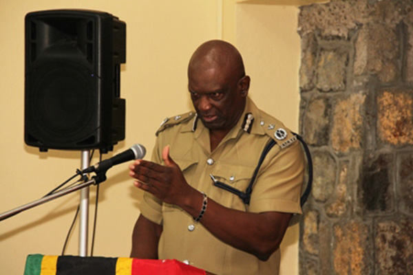 Nevis residents urged to assist Police in quest to curb crime