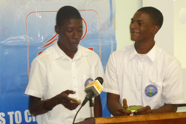 A GANAR Secondary School Programme Starts on High Note of Expectation