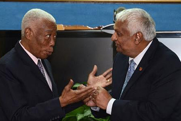 Jamaica and Trinidad seek solutions to immigration and trade issues