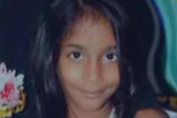 7-y-o girl killed as metal gate falls