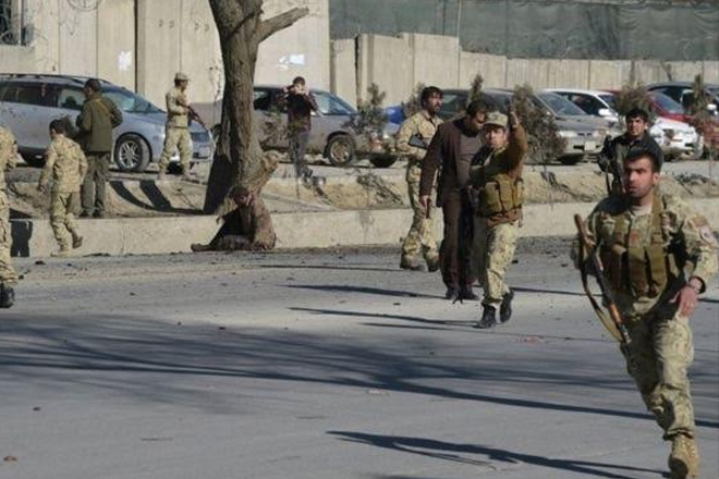 Afghanistan attack: Kabul suicide bomber kills 20