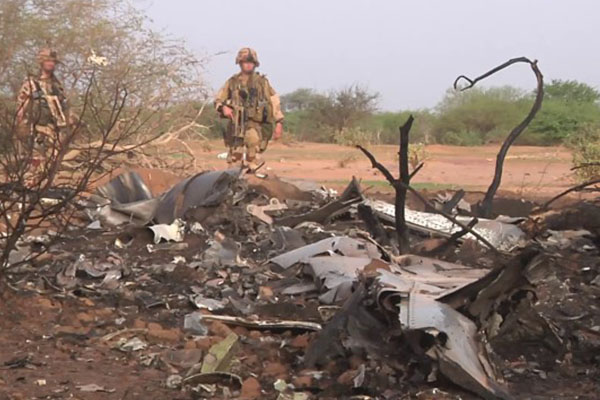 2nd 'black box' found from Air Algerie crash in Mali, U.N. official says