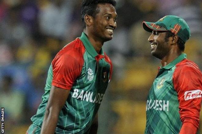 Bangladesh v England: Al-Amin Hossain returns to ODI squad for hosts
