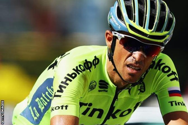 Rio 2016: Alberto Contador out of Olympics after Tour de France injury